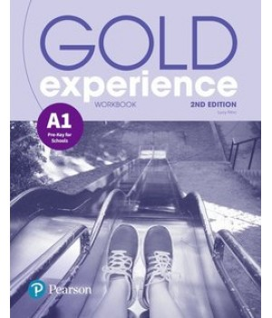 Рабочая тетрадь Gold Experience Second Edition A1 Workbook
