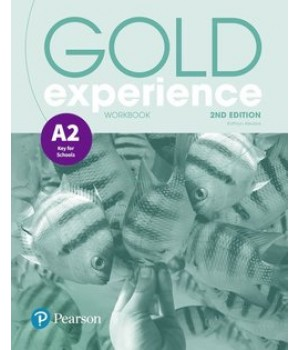 Рабочая тетрадь Gold Experience Second Edition A2 Workbook