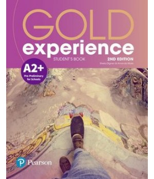 Учебник Gold Experience Second Edition A2+ Student's Book