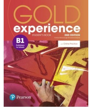 Учебник Gold Experience Second Edition B1 Student's Book