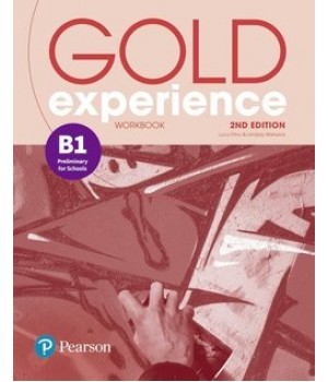 Робочий зошит Gold Experience Second Edition B1 Workbook