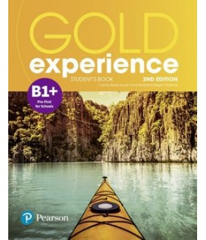 Підручник Gold Experience Second Edition B1+ Student's Book