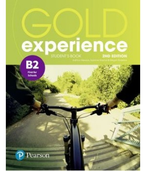Підручник Gold Experience Second Edition B2 Student's Book