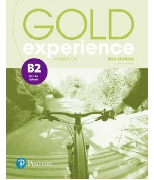 Робочий зошит Gold Experience Second Edition B2 Workbook