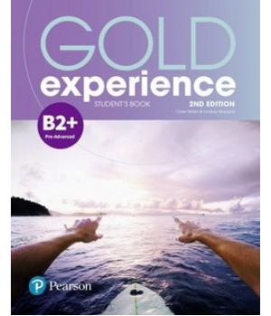 Учебник Gold Experience Second Edition B2+ Student's Book