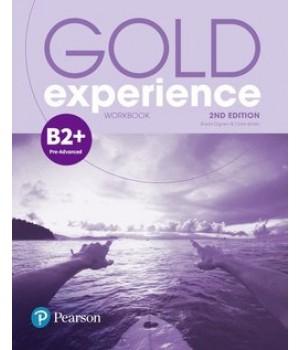Рабочая тетрадь Gold Experience Second Edition B2+ Workbook