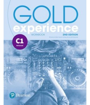 Рабочая тетрадь Gold Experience Second Edition C1 Workbook