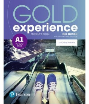 Підручник Gold Experience Second Edition A1 Student's Book with Online Practice