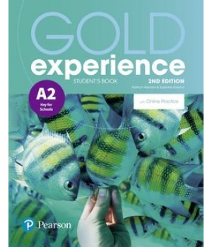 Підручник Gold Experience Second Edition A2 Student's Book with Online Practice