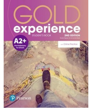 Підручник Gold Experience Second Edition A2+ Student's Book with Online Practice