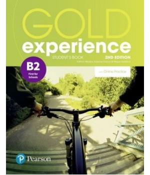 Підручник Gold Experience Second Edition B2 Student's Book with Online Practice
