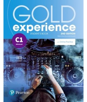 Підручник Gold Experience Second Edition C1 Student's Book with Online Practice