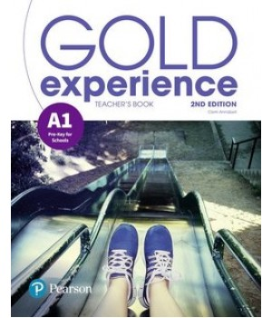 Книга для вчителя Gold Experience Second Edition A1 Teacher's Book