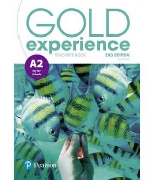 Книга для вчителя Gold Experience Second Edition A2 Teacher's Book