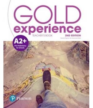 Книга для вчителя Gold Experience Second Edition A2+ Teacher's Book