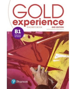 Книга для вчителя Gold Experience Second Edition B1 Teacher's Book
