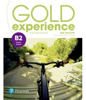 Книга для вчителя Gold Experience Second Edition B2 Teacher's Book