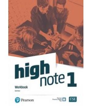 Робочий зошит High Note Level 1 Workbook