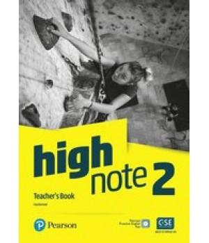 Книга для вчителя High Note Level 2 Teacher's Book