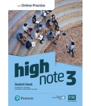 Підручник High Note Level 3 Student's Book with Online Practice