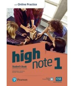 Підручник High Note Level 1 Student's Book with Online Practice