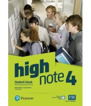 Підручник High Note Level 4 Student's Book