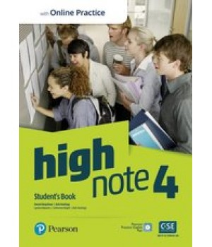 Підручник High Note Level 4 Student's Book with Online Practice