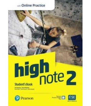 Підручник High Note Level 2 Student's Book with Online Practice
