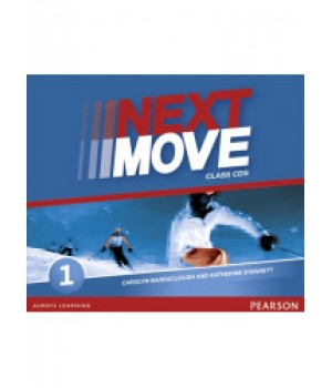 Диски Next Move 1 (A1) Class Audio CDs (Set of 3)