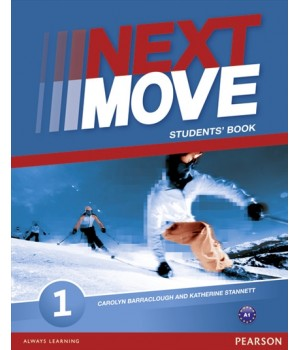 Підручник Next Move 1 (A1) Student's Book