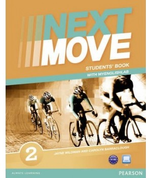 Підручник Next Move 2 (A2) Student's Book with MyEnglishLab