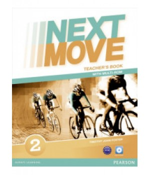 Книга для вчителя Next Move 2 (A2) Teacher's Book + Multi-ROM