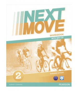Робочий зошит Next Move 2 (A2) Workbook + MP3 Audio