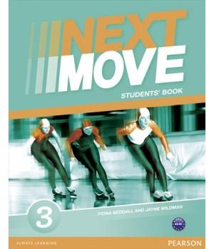 Підручник Next Move 3 (A2+) Student's Book