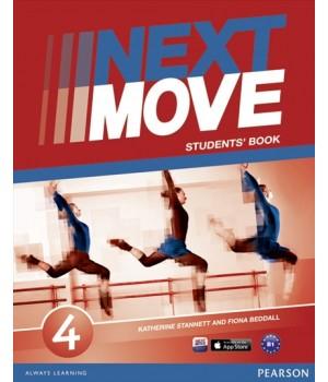 Підручник Next Move 4 (B1) Student's Book