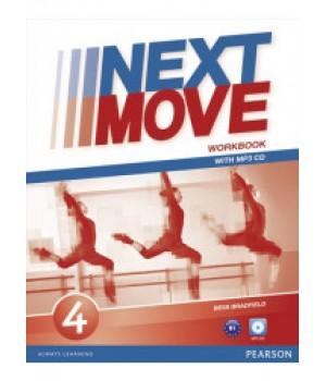 Робочий зошит Next Move 4 (B1) Workbook + MP3 Audio
