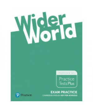 Вправи Wider World Exam Practice Cambridge English Key for Schools (A2)