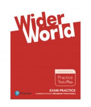 Вправи Wider World Exam Practice Cambridge English Preliminary for Schools (B1)