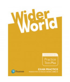 Вправи Wider World Exam Practice Pearson Tests of English General Level Foundation (A1)