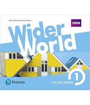 Диски Wider World 1 Class CD (3)