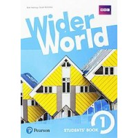 Учебник Wider World 1 Student's Book