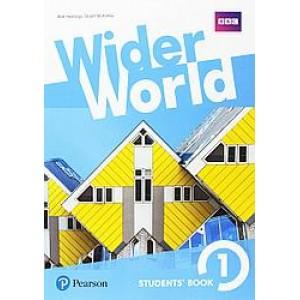Учебник английского языка Wider World 1 Student's Book