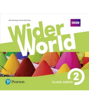 Диски Wider World 2 Class CD (4)