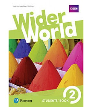 Підручник Wider World 2 Student's Book