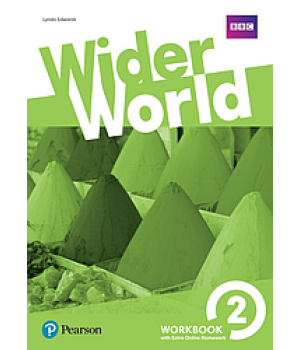 Робочий зошит Wider World 2 Workbook with Online Homework