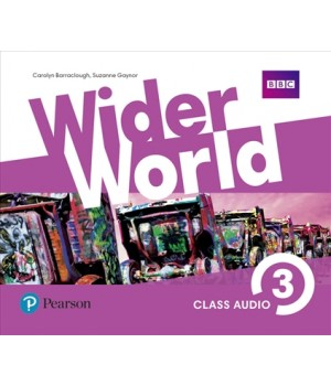 Диски Wider World 3 Class CD (3)