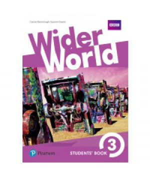 Підручник Wider World 3 Student's Book
