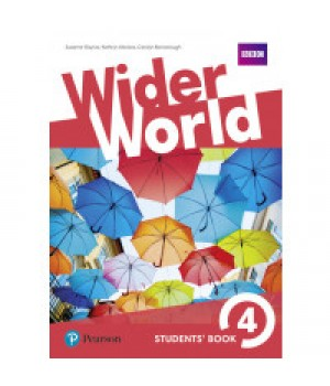 Підручник Wider World 4 Student's Book