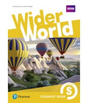 Підручник Wider World Starter Student's Book