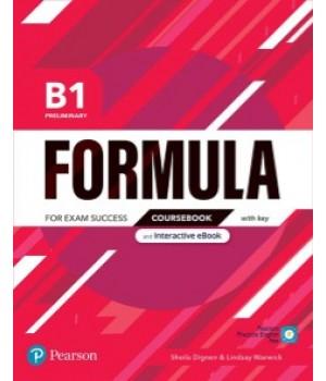 Підручник Formula B1 Preliminary Student's Book with eBook